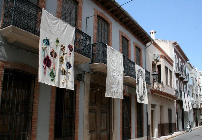 Exposición textil