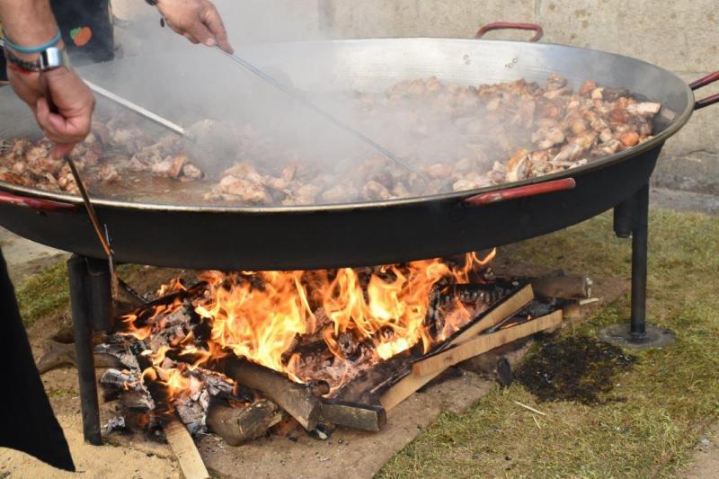 Fiesta de la siega en Catarroja
