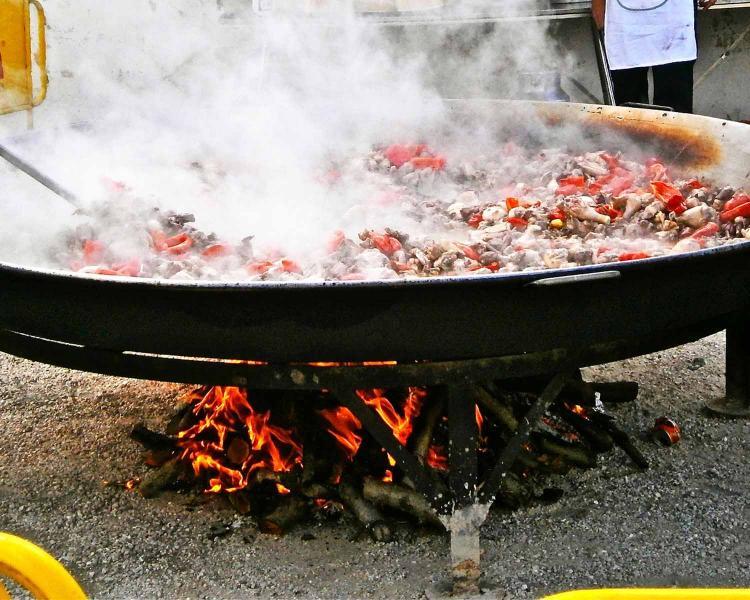 La Tomatina es uno de nuestras fiestas más internacionales
