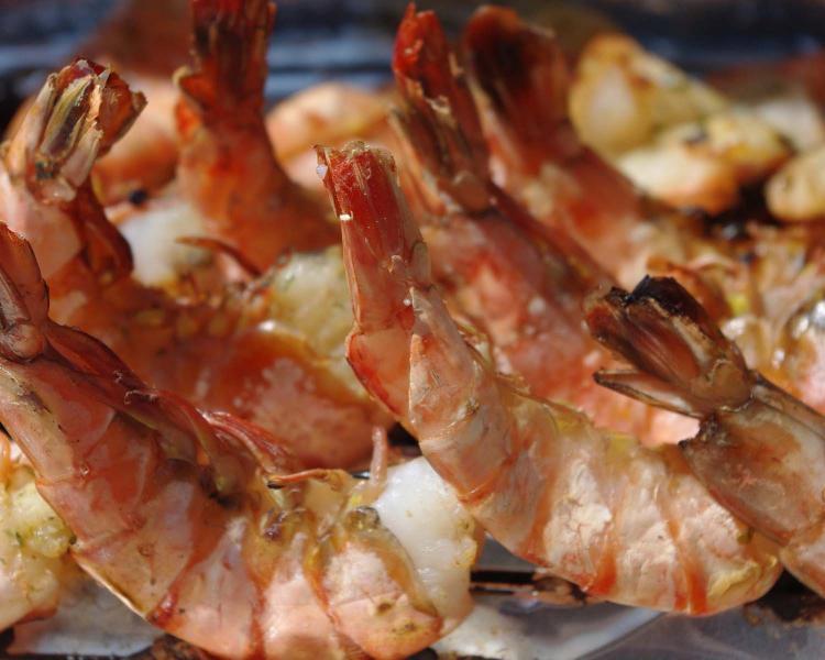 El langostino es la estrella de la gastronomía de Vinaròs