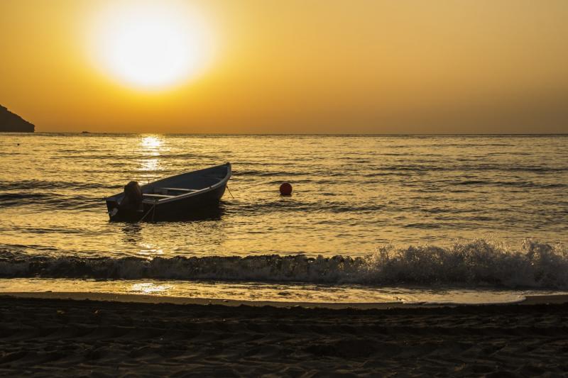 Amanece en la Costa Azahar