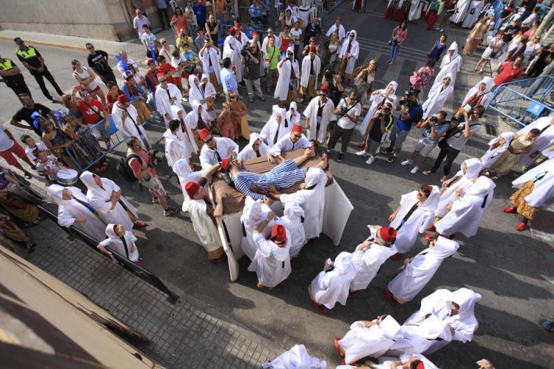 Fiestas en Xixona