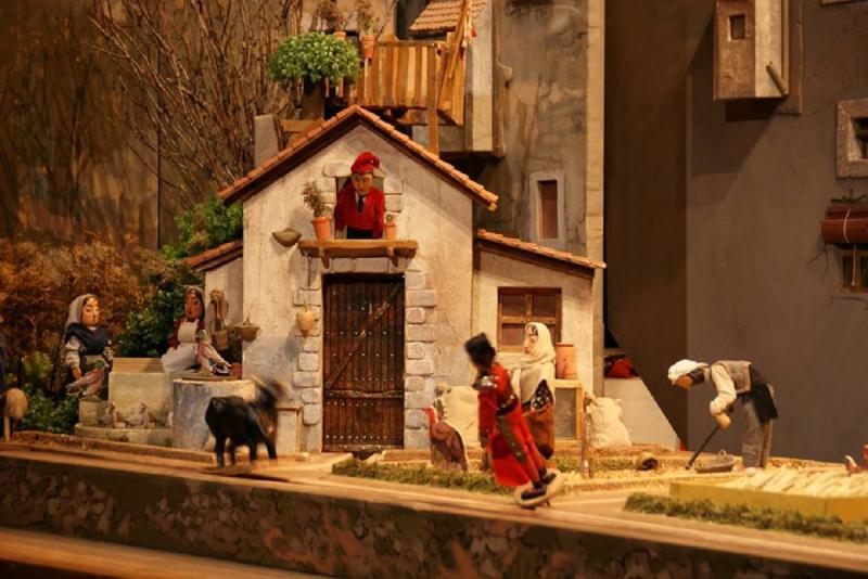 Marionetas del Betlem de Tirisiti