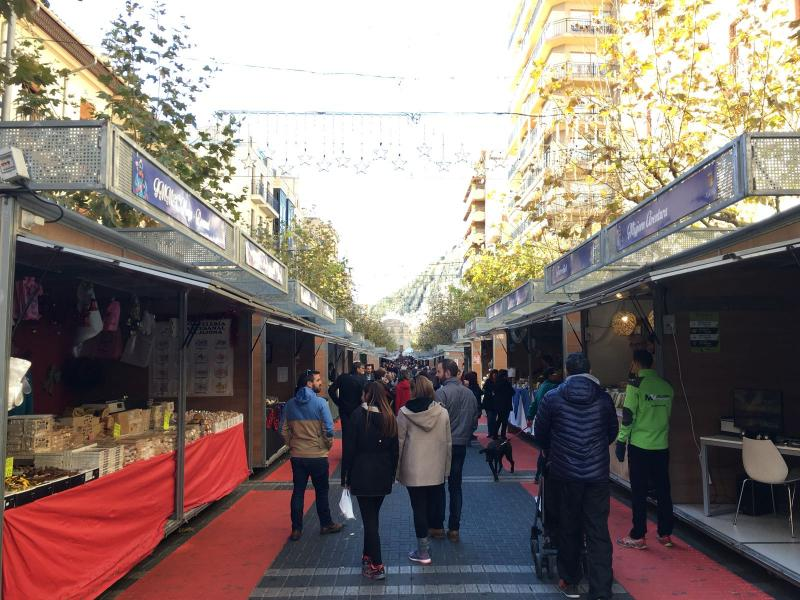 Feria de Navidad Xixona 4