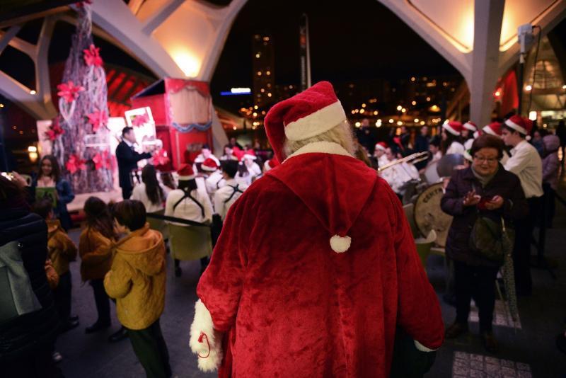 Papa Noel en València