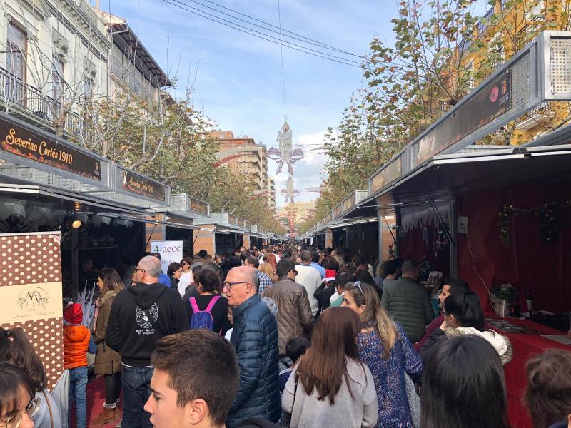 Feria Xixona