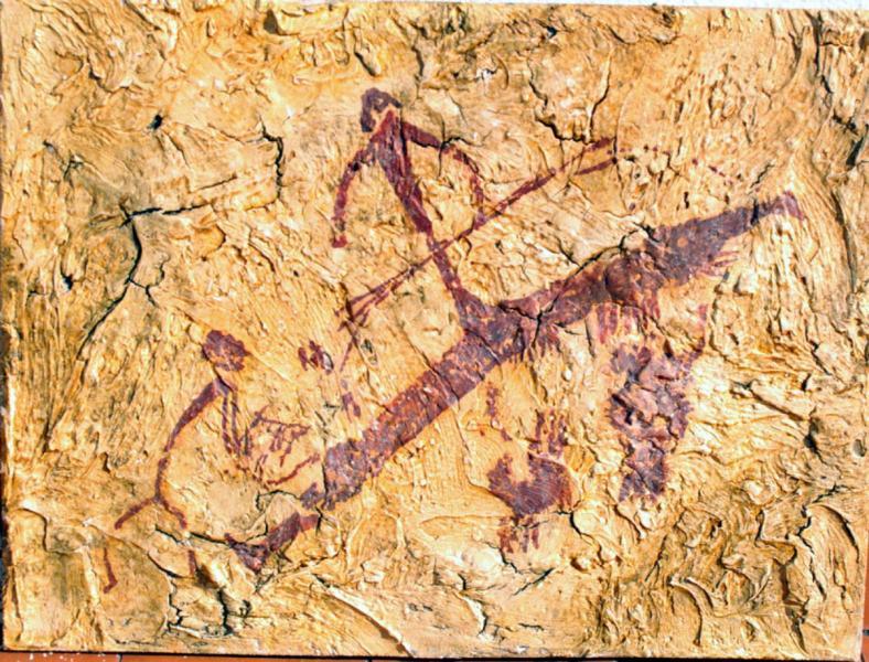 Pintura rupestre en Castellón