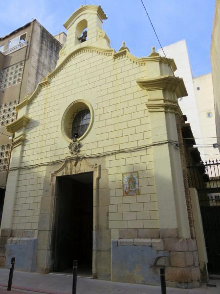 Basílica Lledó en Castellón