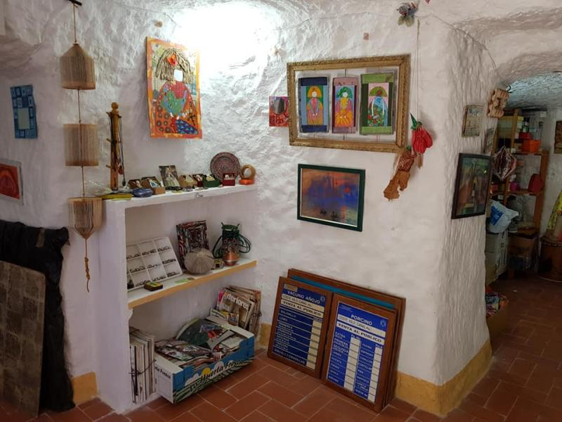 Rodearte;Cuevas del Rodeo de Rojales