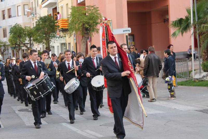 Fiestas de San Vocente año vizantino 2019