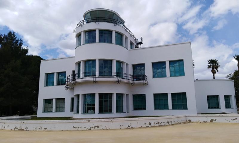 Torre Control Cine