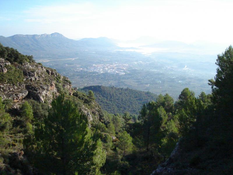 La Volta a la Serra de Mariola a Cocentaina