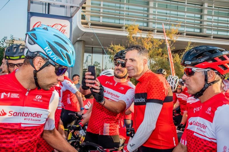 Marcha Ciclista Ciudad Valencia 2019