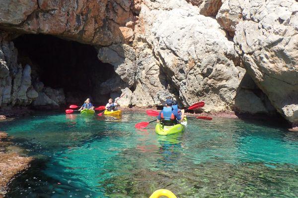 Kayak Jávea 2