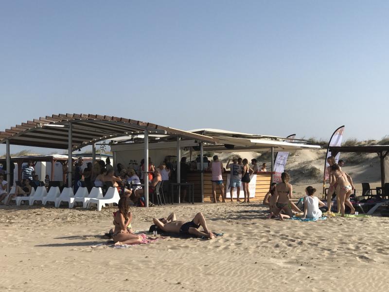 Chiringuito en playa Comunitat Valenciana 2