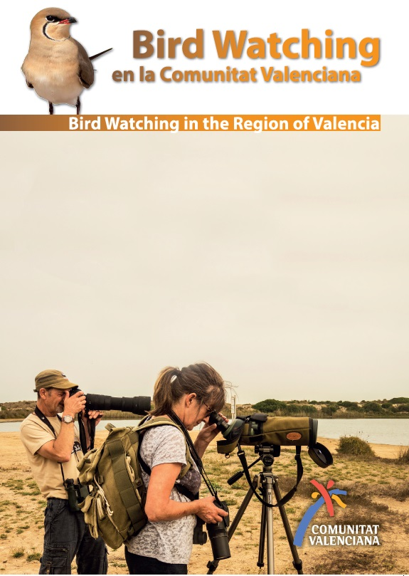 Birdwatching Comunitat Valenciana