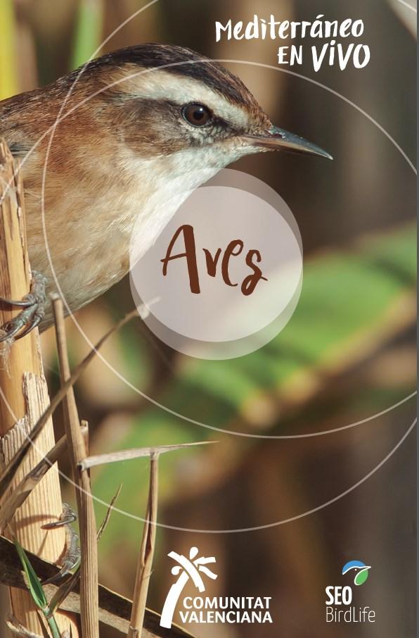 Guía de Aves Comunitat Valenciana