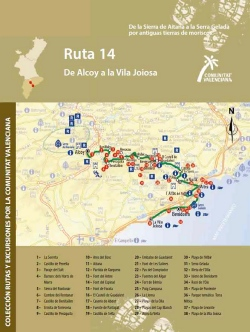 Ruta 14: De Alcoy a La Vila Joiosa