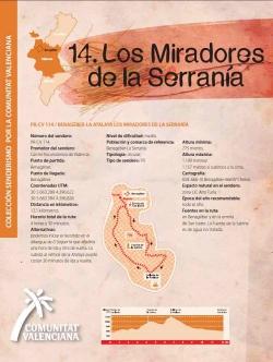 Ruta 14: Miradores de la Serranía