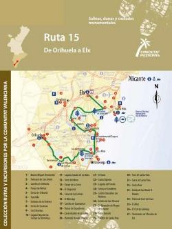 Ruta 15: De Orihuela a Elx