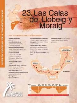 Ruta 23: Calas de Llebeig y Moraig