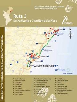 Ruta 3: De Peñíscola a Castellón de la Plana