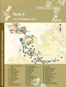Ruta 6: De Castielfabib a Llíria