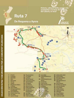 Ruta 7: De Requena a Ayora