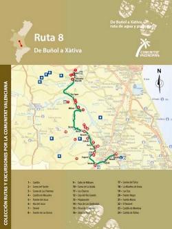 Ruta 8: De Buñol a Xàtiva