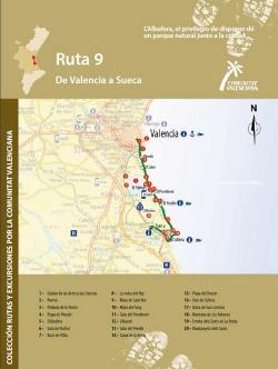Ruta 9: De Valencia a Sueca